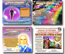 New Audio CD's From Brad Steiger