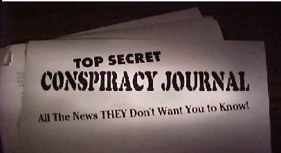 Top Secret Conspiracy Journal